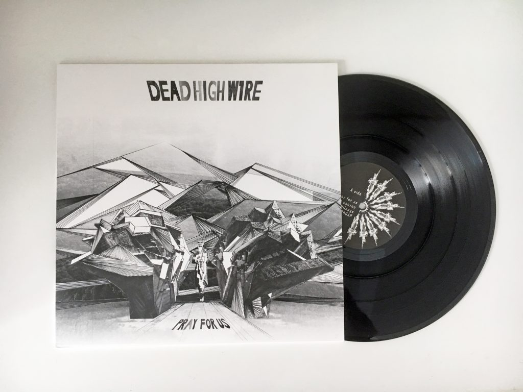 dead high wire pray for us vinyl album